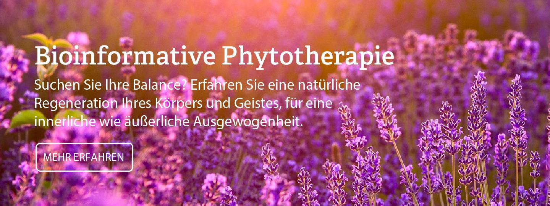 Bioinformative Phytotherapie