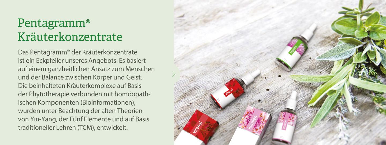 Fünf Elemente Produkte