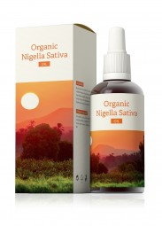 Organic Nigella Sativa Oil 100 ml*