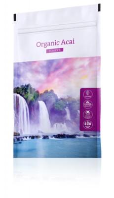 Organic Acai Powder 100 g Pulver