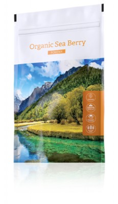 Organic Sea Berry Powder 100 g Pulver
