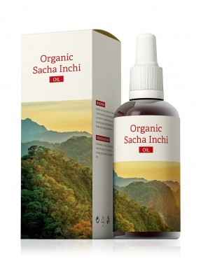 Organic Sacha Inchi Oil 100 ml*