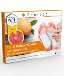 TG-1i Kräuterpflaster mit Grapefruit 2 Pflaster