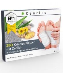 ZEO Kräuterpflaster mit Zeolith 2 Pflaster