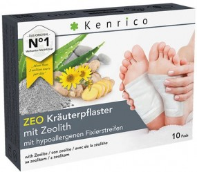 ZEO Kräuterpflaster mit Zeolith