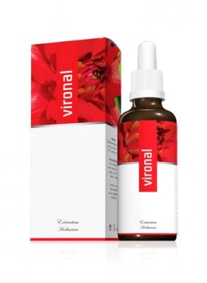Vironal Kräuterkonzentrat Tropfen 30 ml
